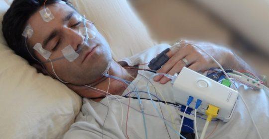 Problemi di sonno? Con la polisonnografia scopri come dormi!