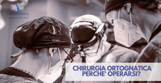 Perché sottoporsi ad un intervento di chirurgia ortognatica?